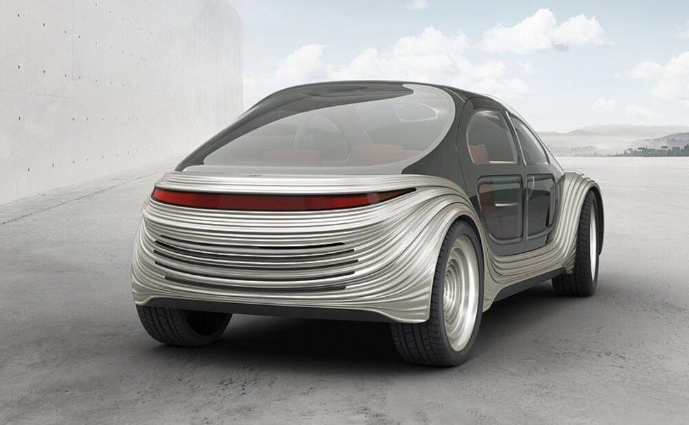 طرح خودرو برقی ضد آلاینده هوا 2