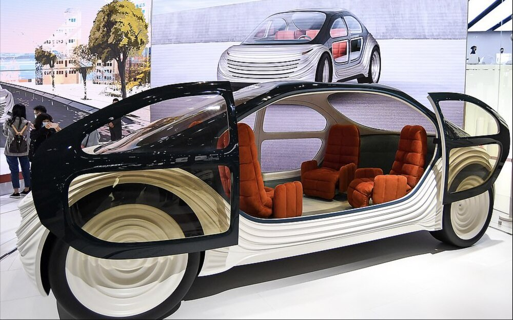 طرح خودرو برقی ضد آلاینده هوا 3