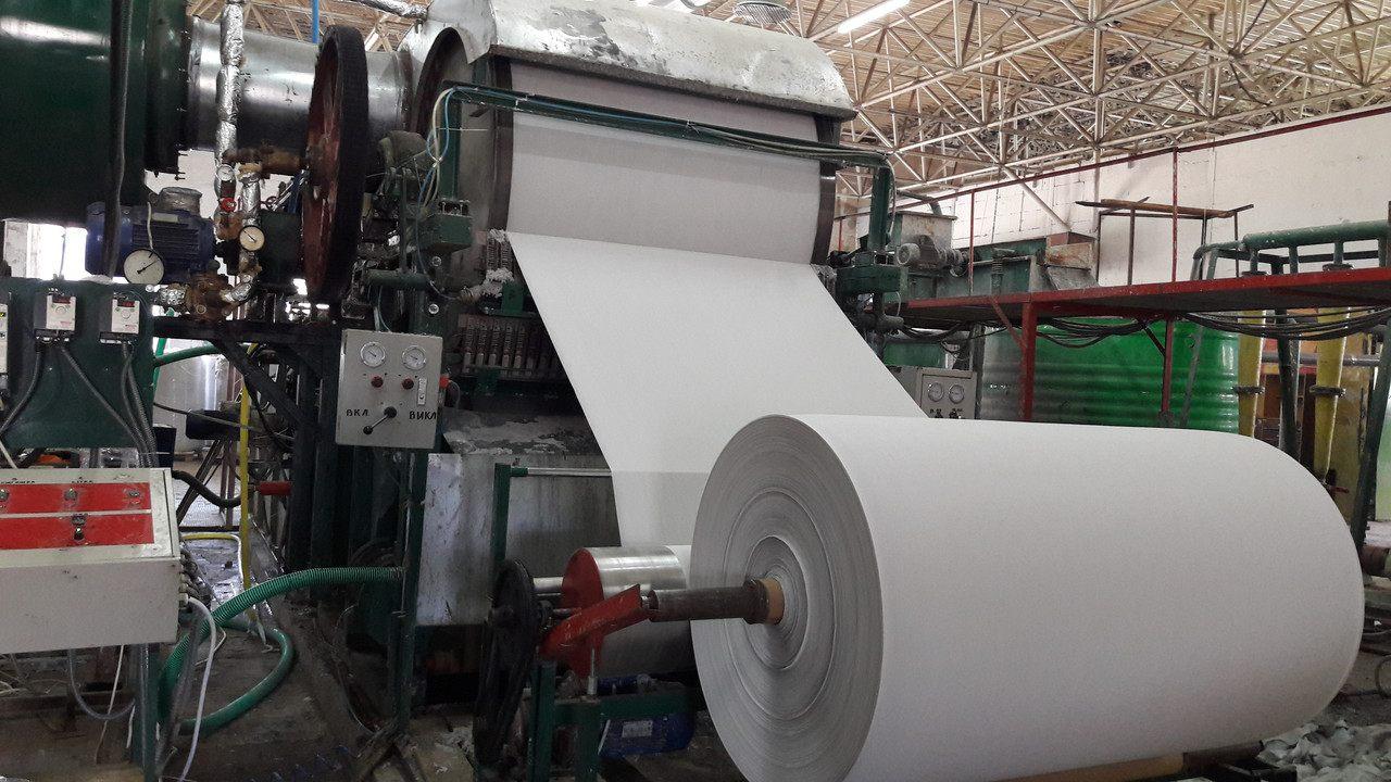 مراحل تولید کاغذ