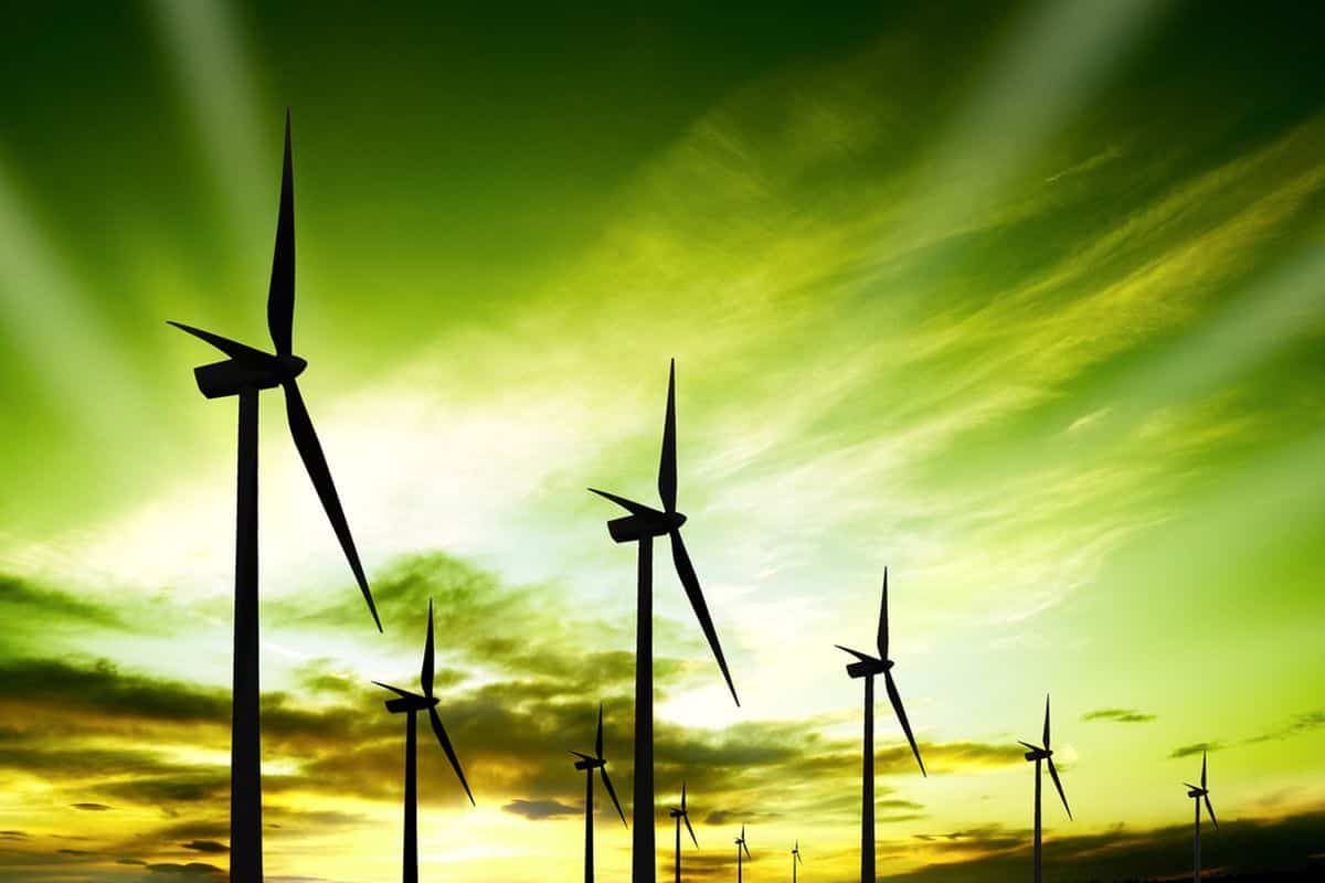 انرژی های تجدید پذیر در بریتانیا